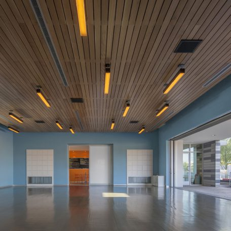Interior Image of The Madison Improvement Club - Commercial Adaptive Re-use - PATRY building company